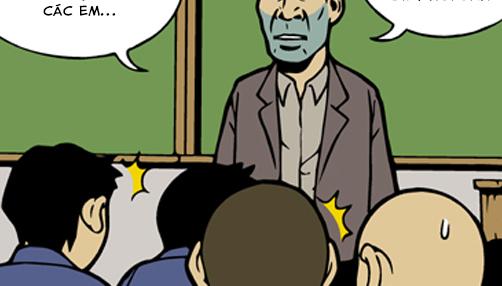 Lee Chul (bộ mới) phần 69: Thầy giáo độ lượng