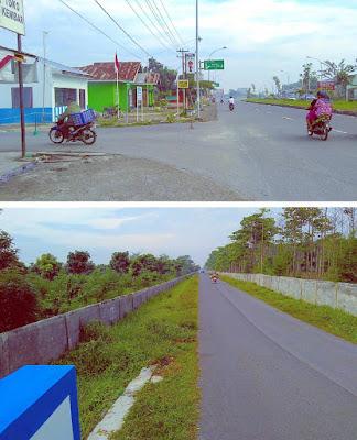 Jalan Potong Alternatif Medan - Kualanamu
