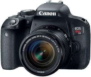Spesifikasi Kamera Canon EOS Rebel T7i