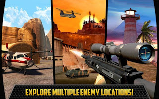 Kill Shot Bravo Mod Apk Unlocked all weapon