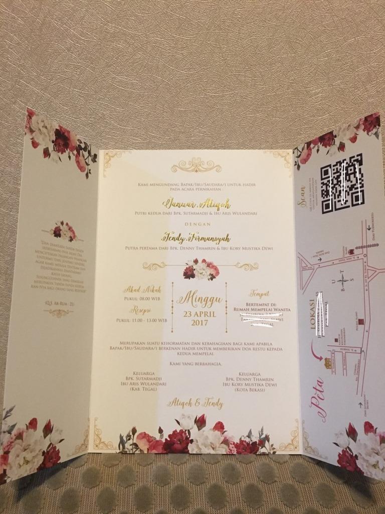 Review Macaloona Personalized Printed And Digital Invitations Kartu Ucapan Terima Kasih Kupon Souvenir Pernikahan 28 Nah Kurang Lebih Seperti Itu Design Yang Kami Pilih Ini Sudah Termasuk Untuk Dan Print Penukaran Souvenirnya