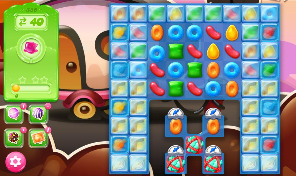 Candy Crush Jelly Saga 386