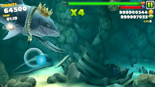 Download Hungry Shark Evolution Mod