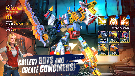 Transformers: Earth Wars Mod Apk Latest