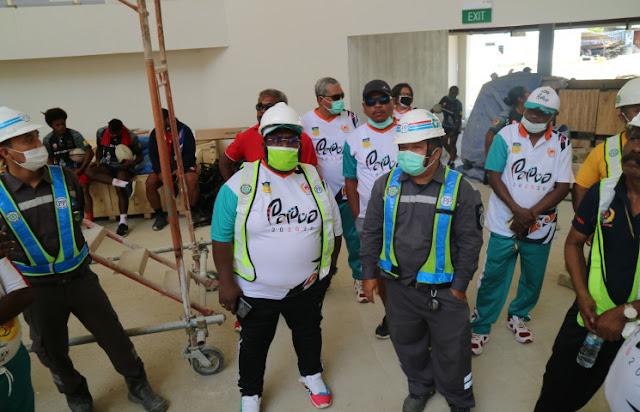 Kenius Kogoya Pastikan KONI Papua Gelar TC Sentralisasi dan Desentralisasi di Akhir Juli