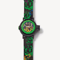 Teenage Mutant Ninja Turtle Projection Watch