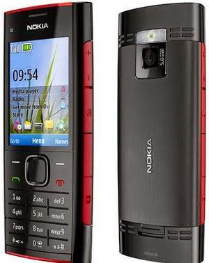 Download Firmware Nokia X2-00 RM-618 Version 08.35 Bi