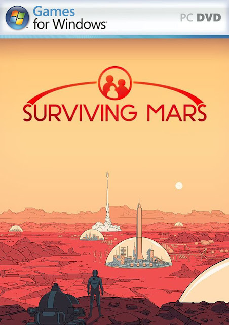 Surviving Mars Kuiper PC Cover