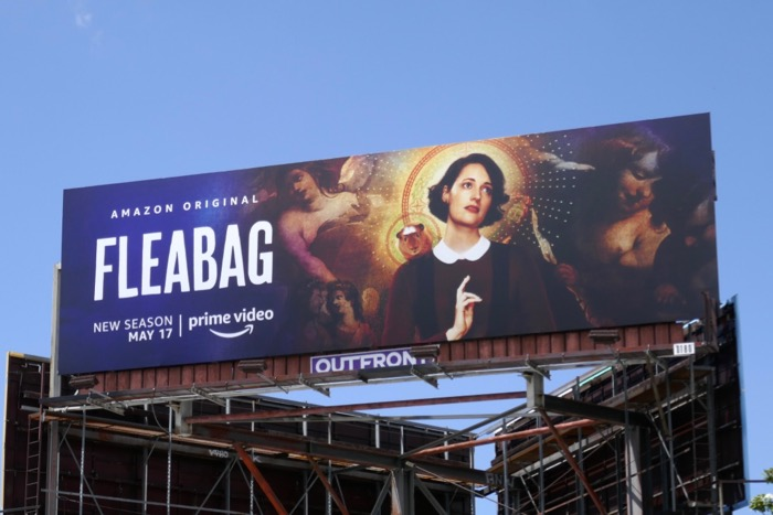 Fleabag season 2 billboard