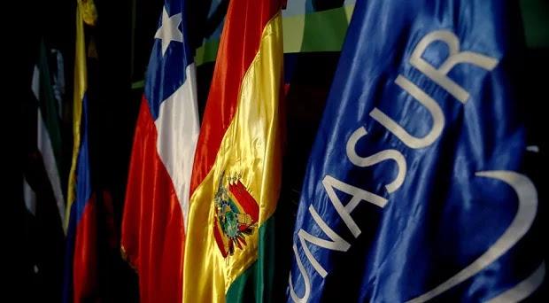 Colombia anuncia que se retira de Unasur