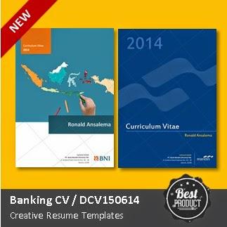 Contoh CV Lamaran Kerja Untuk Bank