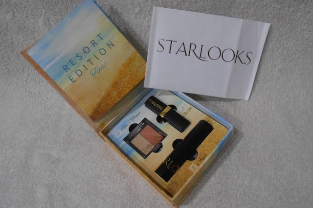 Reviewing LooksBook By StarLooks Beauty Box
