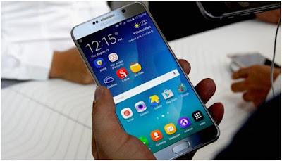 dien thoai Samsung Galaxy Note 7 chinh hang