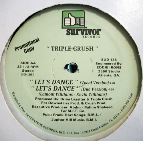 TRIPLE CRUSH - LET'S DANCE (DUB VERSION)