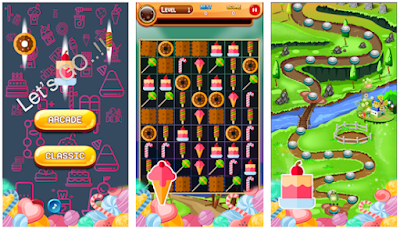 Candy Funny Puzzle