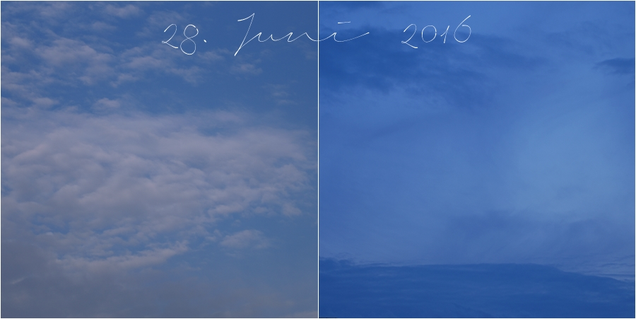 Blog + Fotografie by it's me! | fim.works | Himmel am 28. Juni 2016