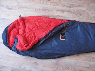 Mammut Winter Kompakt Sleeping Bag