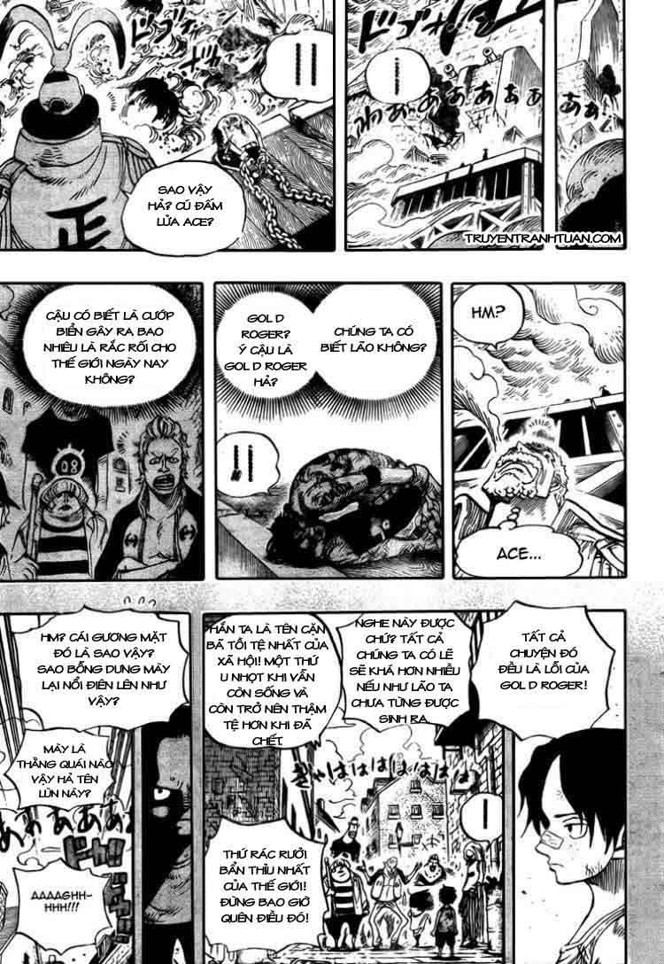 One Piece Chap 568