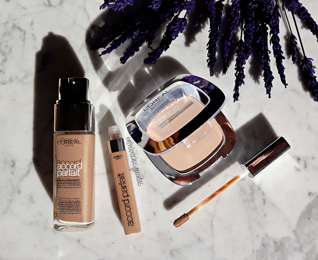 base maquillaje accord parfait loreal