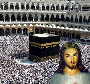 SHOCKER: Jesus Appears To Muslim Pilgrim In Mecca, Saud Arabia
