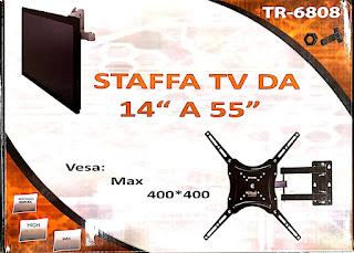 """staffa porta tv 14-55"""" trustech"""