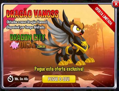 Oferta VIP do Dragão Vanoss