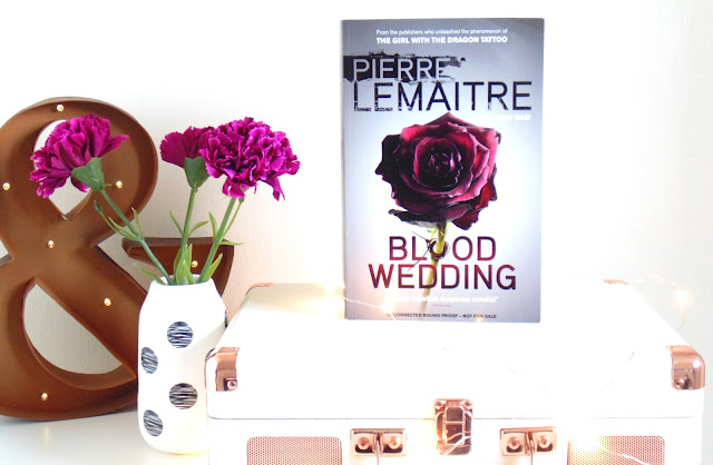 Book Review: Blood Wedding by Pierre Lamaitre