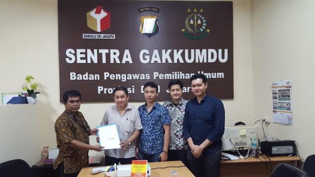 Sebar Hoaks Lewat Group WhatsApp, Pendukung Jokowi Diperkarakan ke Bawaslu