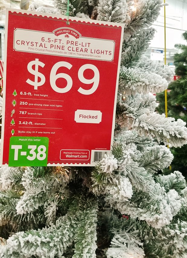 flocked trees from walmart for you guys i mean spending 800 2k on a tree just isnt practical thats what tqs blog is all about so i hope this - Flocked Christmas Tree Walmart