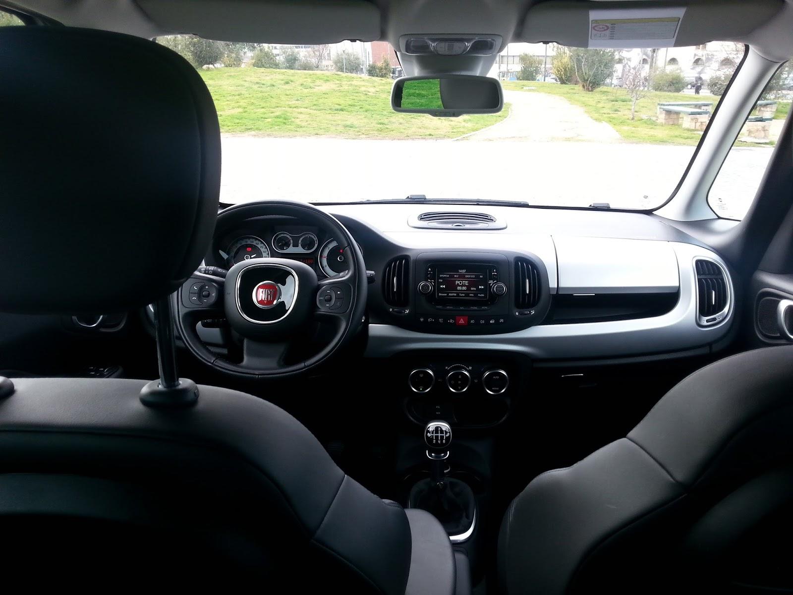 F3 Πόσο... Trekking είναι το Fiat 500L Trekking; Fiat 500L Trekking, TEST, ΔΟΚΙΜΕΣ