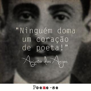 augusto dos anjos, poemas