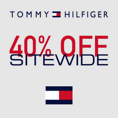 Tommy Hilfiger Site-Wide Sale