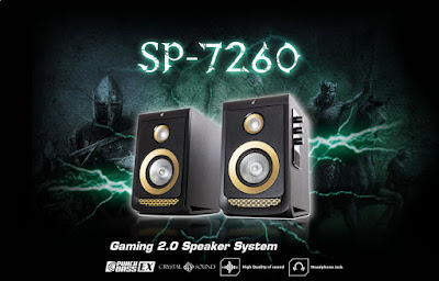 Rosewill SP-7260 2.0 Woofer Speaker System Review