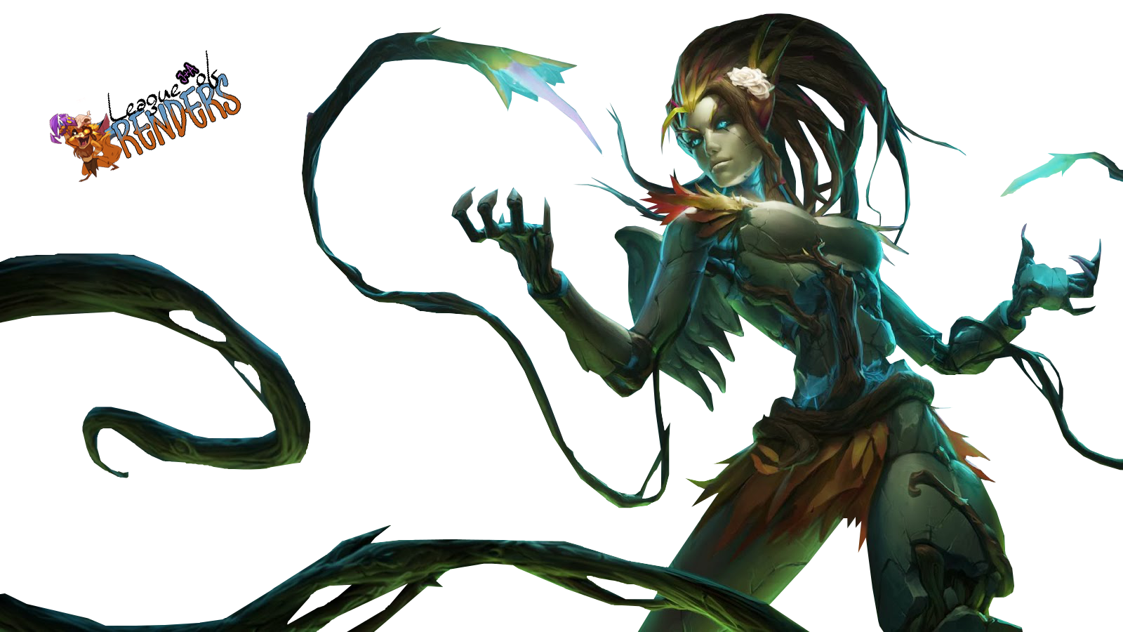 RENDER Haunted Zyra