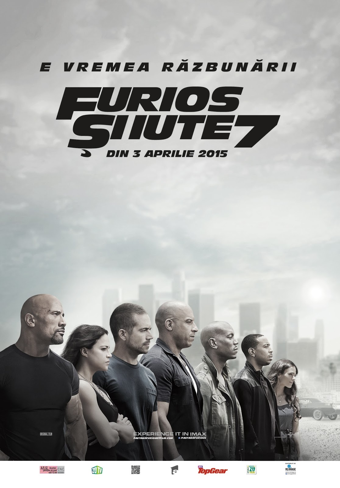 Fast And Furious 7 Online Subtitrat