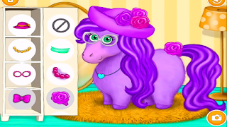 Best Games Ever World | Pony Sisters in Hair Salon | Fun Kids Games with Learning