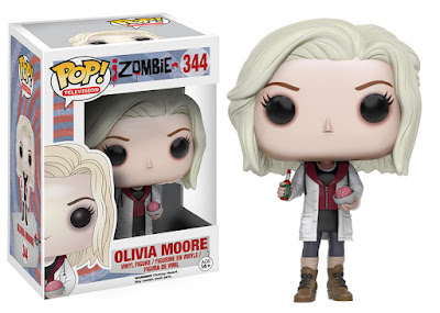 iZombie Olivia Moore Pop! Television Vinyl Figures by Funko