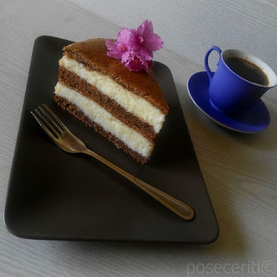 Kolac od kokosa - Coconut Cake
