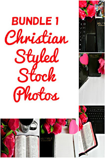 Bundle 1 Christian Styled Stock Photos