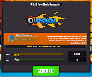 8 ball pool hack, Generator Hack Coins & Cash 8 Ball Pool Gratis [Work 100%]