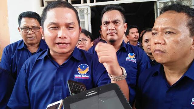 Ancam Saksi, Bupati Asal NasDem Dilaporkan ke KPU Pagi Ini