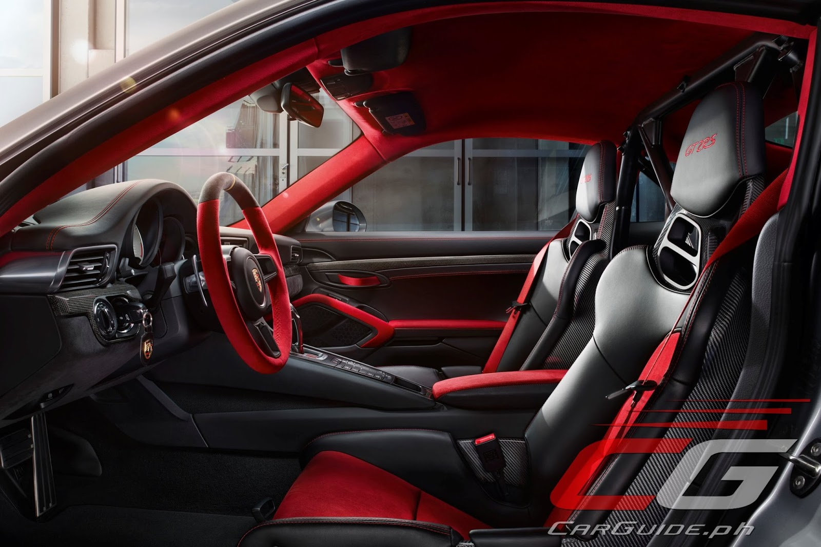 porsche launches two of the most extreme 911 models ever philippine car news car reviews. Black Bedroom Furniture Sets. Home Design Ideas