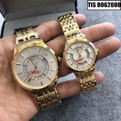 đồng hồ cặp đôi Tissot Đ062000