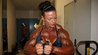 Monster Female bodybuilding