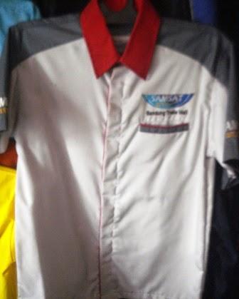 Konveksi Jetset Kaos Kemeja murah Bandung bikin baju Instansi Polisi SAMSAT