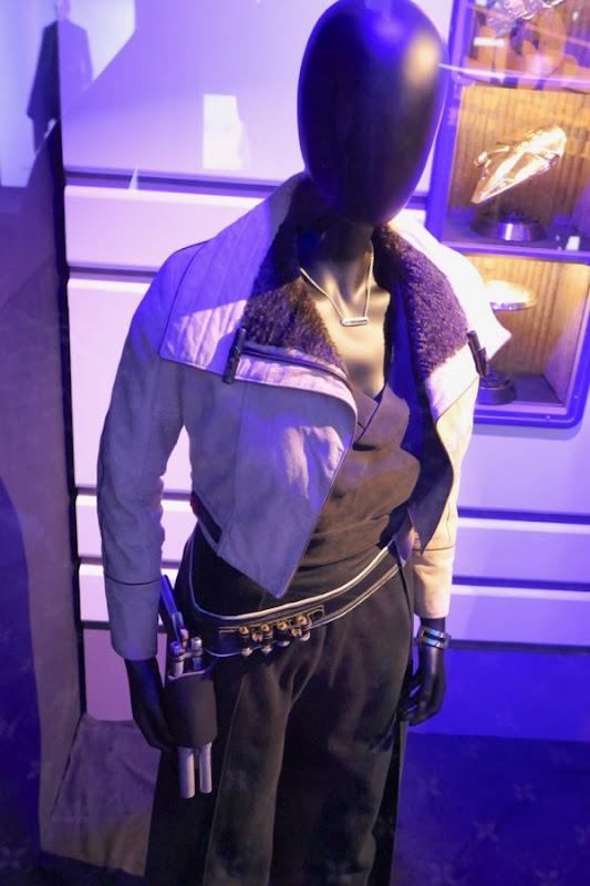 Solo Star Wars Qi'ra costume