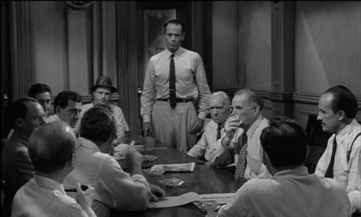 12 angry men philosophical approach 12 angry men is earnest, sincere, and 60 years old today—an admirable if slightly stale product of its time but donald trump's presidency—and his assault on the basic liberal value of justice—have lent the film a new relevance what once felt creaky and old-fashioned now burns bright with fresh.