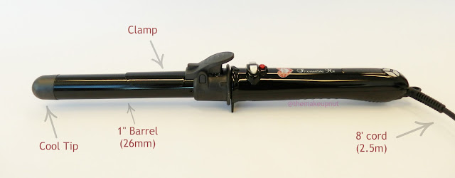 Irresistible Me Ruby Auto-Rotationg Curling Iron