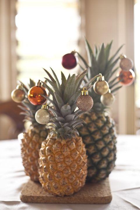 Pineapple Christmas Trees Just Broke Pinterest First