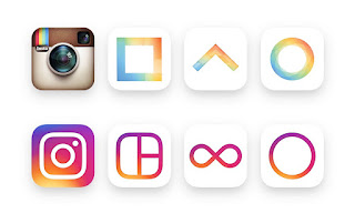 New Instagram Update, Logo